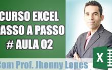 Aula de Excel Básico – Aula 2