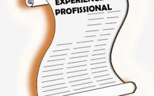 Qual a melhor forma de elencar sua experiência profissional?