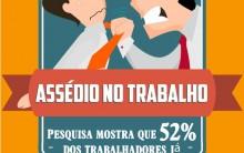 Assédio no Trabalho (Infográfico)
