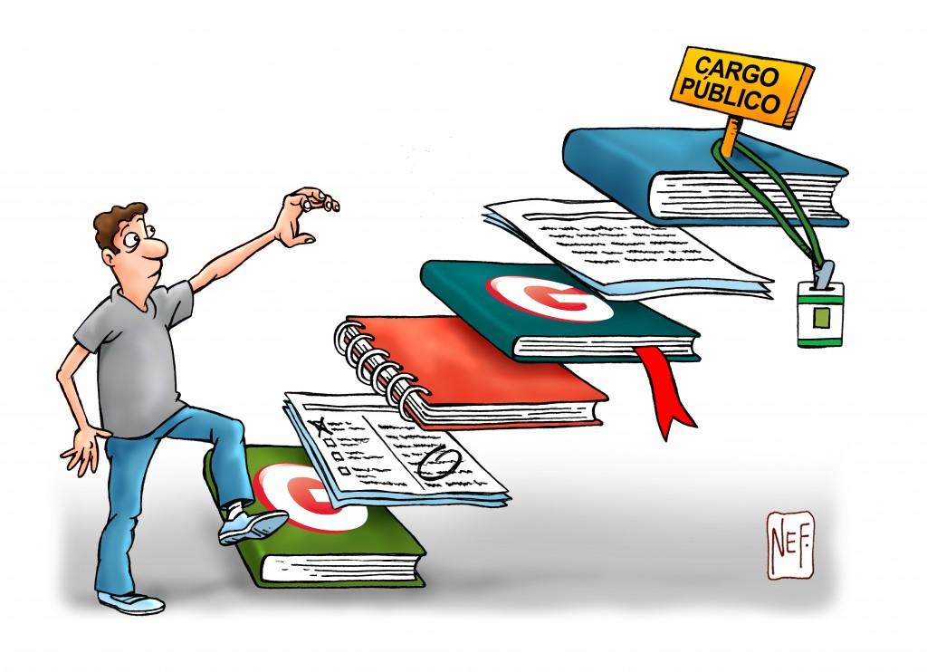 Muitos acreditam que passar em um concurso público está relacionado somente a enfiar as caras nos livros e não tirar ela dali até que todo o conteúdo que poderá cair na prova seja assimilado.