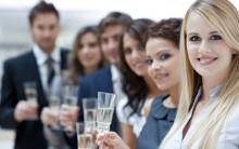 Saiba como se comportar em eventos de trabalho