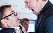 Dicas para se defender da grosseria dos chefes