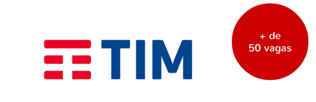 Vagas de emprego – TIM Brasil